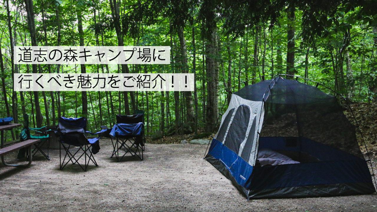 道志の森キャンプ場サムネイル